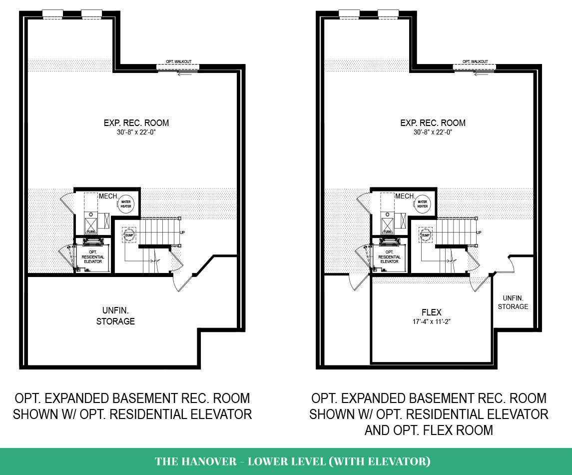Home elevator dimensions - View Floorplans